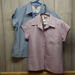 THE NORTH FACE Button Down Tshirts